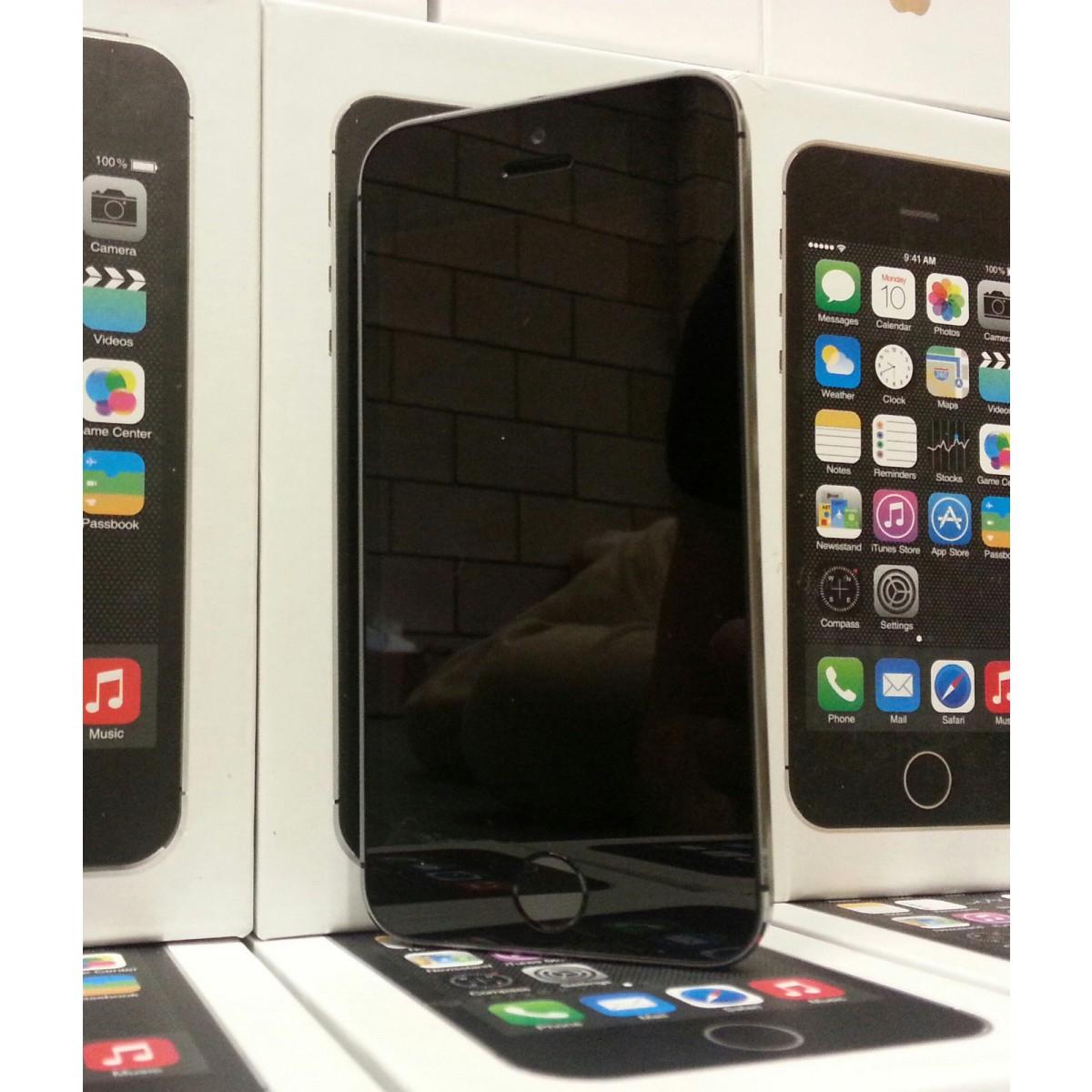 Apple Iphone 5s Latest Model 16 Gb Space Grey Unlocked Se