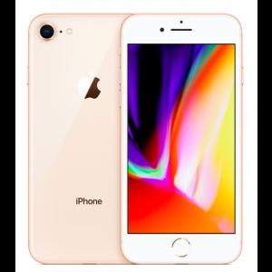 Apple iPhone 8 (UNLOCKED)-Gold-256GB-Grade B