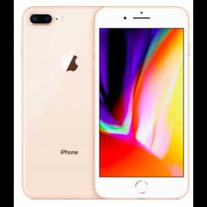 Apple iPhone 8 Plus (UNLOCKED)-Gold-64GB-Grade C