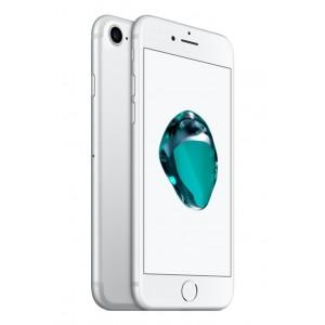 Apple iPhone 7 (UNLOCKED)-Silver-128GB-Grade C