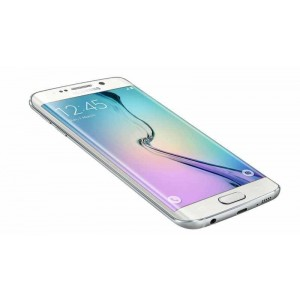 Samsung Galaxy S6 Edge (Unlocked) -32GB-White-Grade A