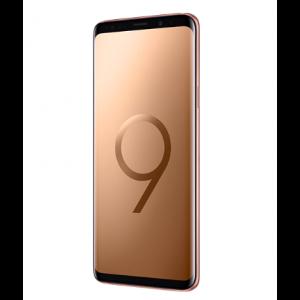 Samsung Galaxy S9+ (Unlocked) -Gold-64GB-Grade A