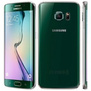 Samsung Galaxy S6 Edge (Unlocked) -32GB-Green-Grade B