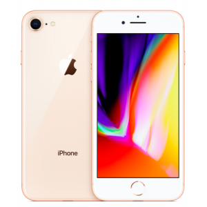 Apple iPhone 8 (UNLOCKED)-Gold-64GB-Grade C
