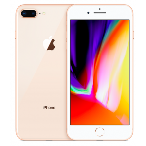 Apple iPhone 8 Plus (UNLOCKED)-Gold-256GB-Grade B