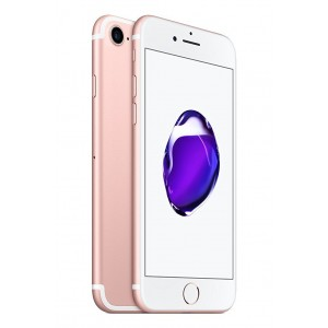 Apple iPhone 7 (UNLOCKED)-Rose Gold-256GB-Grade A