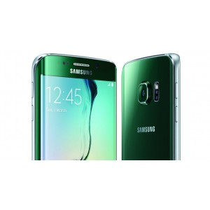 Samsung Galaxy S6 Edge (Unlocked) -32GB-Green-Grade A