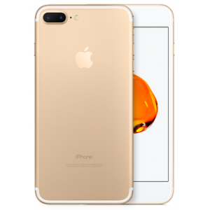 Apple iPhone 7 Plus (UNLOCKED)-Gold-128GB-Grade C