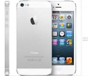 Apple iPhone 5 - 32GB - White & Silver (Unlocked) Smartphone Grade -C- + 12 months warranty