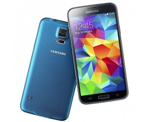 Samsung Galaxy S5 SM-G900F (Latest Model) - 16 GB - Electric Blue (Unlocked) Grade A